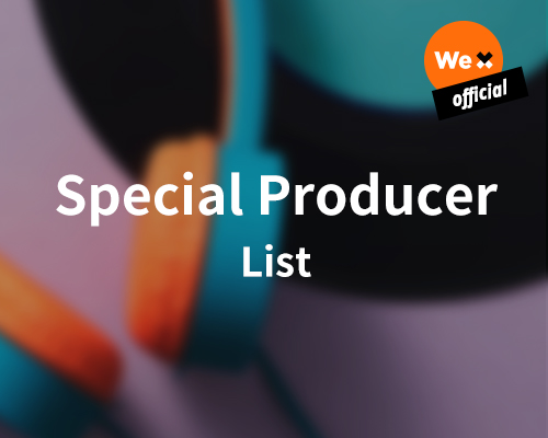 [APRIL] '시간차 (Matter of Time)' Special Producer Credit List