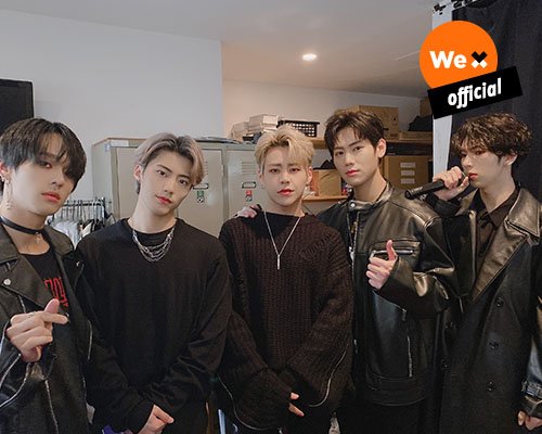 [IMFACT] Impact Group photo arrived! 🥰