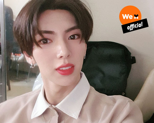 [IMFACT] Exclusive! Selca arrived from JIAN💝