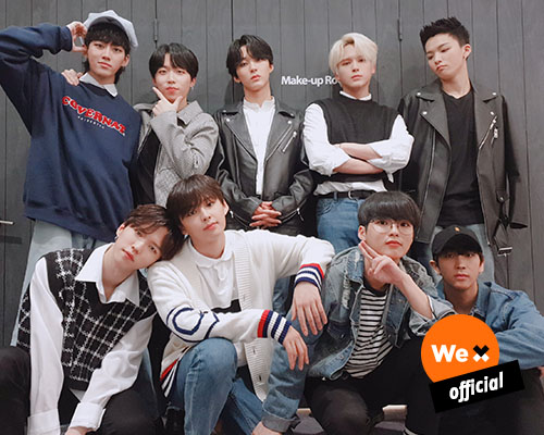 [D-CRUNCH] Exclusive! Group photo arrived!✨