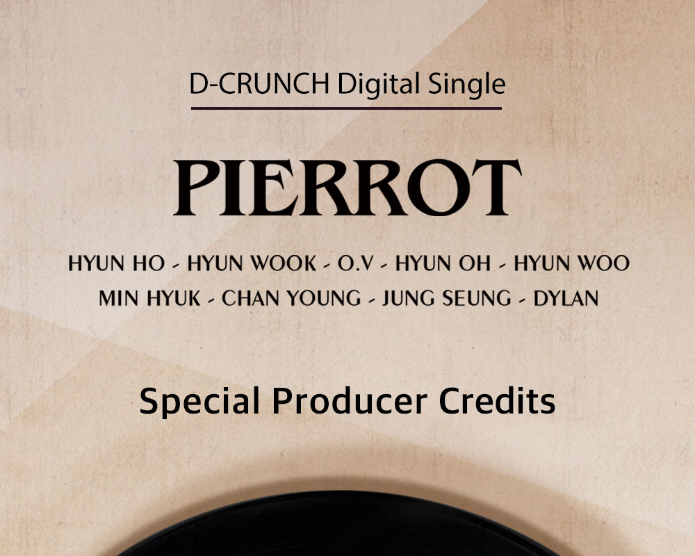 [D-CRUNCH] Special Producer Credits