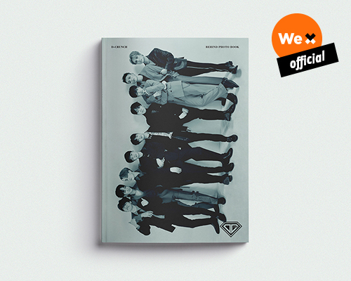 [D-CRUNCH] Photobook specification released exclusively!